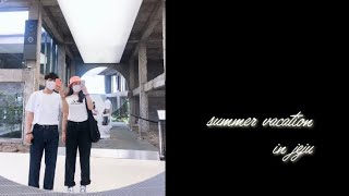 [GGkimji 여행로그#1] 제주에서의여름휴가 | 제…