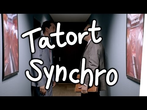Tatort Synchro - Blind Tatort Date