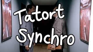 Tatort Synchro – Blind Tatort Date