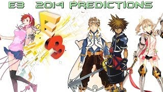 E3 2014 Predictions - The JRPG Side