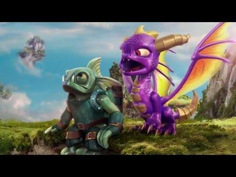 Skylanders Director's Cut Trailer