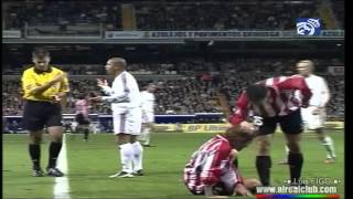 Real Madrid vs Athletic Bilbao 2003/04 1st