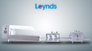 Mini Candy Production Line Table Top Machinery by Loynds