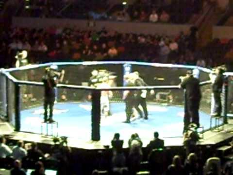 W E C World Extreme Cage Fight...