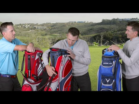 wholesale online exclusive deals cheap Callaway Fusion 14 Stand Bag: Best of Both Bag Worlds - YouTube