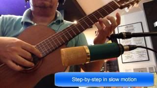 A la Nanita Nana - Acoustic Guitar, Classic Fingerstyle
