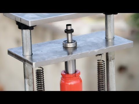 make-a-portable-5-ton-mini-hydraulic-press-||-homemade-5-ton-hydraulic-press-machine