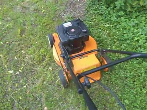 tecumseh vantage 35 lawn mower manual