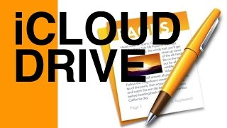 How to Save Pages, Numbers, Keynote in iCloud Drive iWork
