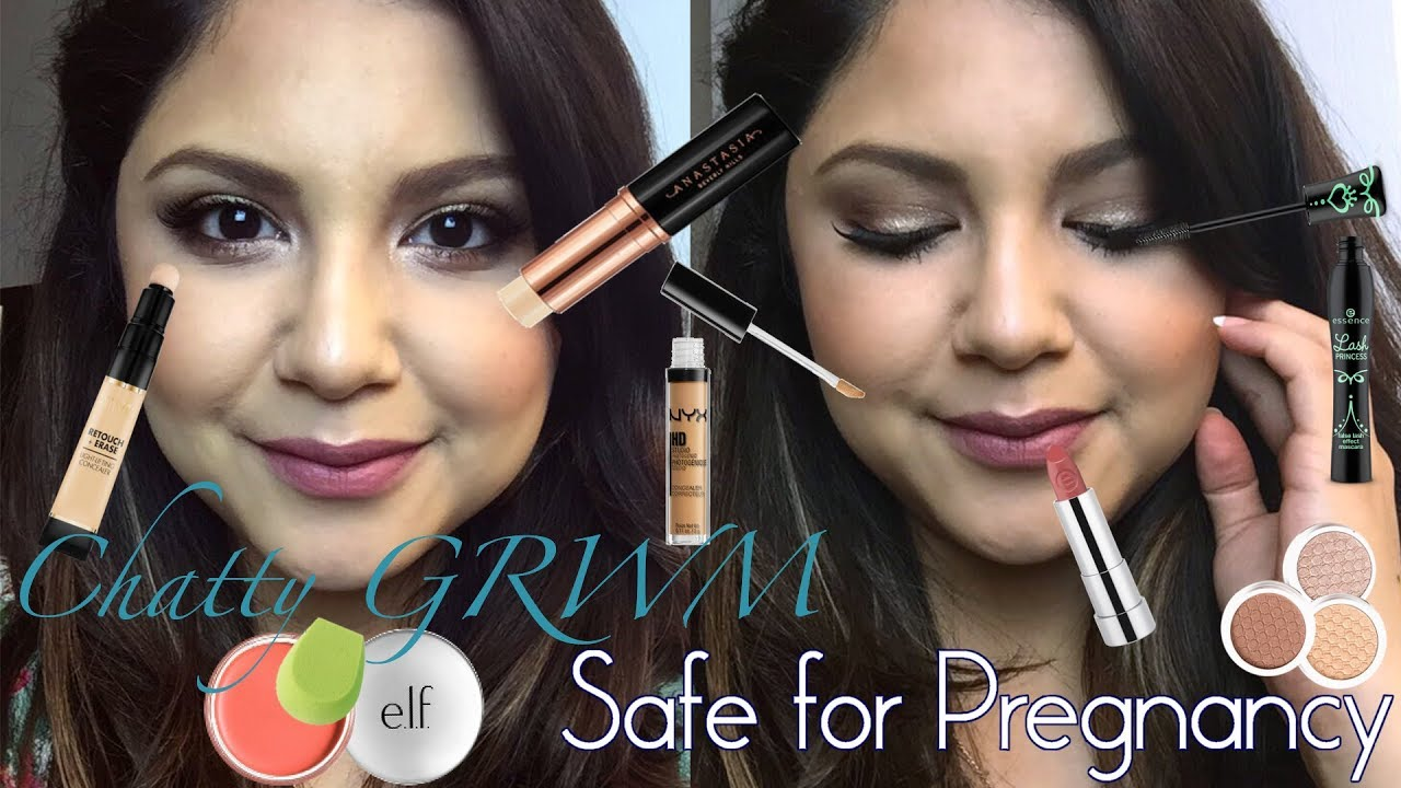 abh foundation stick  chatty grwm  cruelty free  makeup