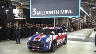 Three Million Minis: The Car That Is a Design Icon