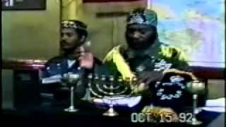 KING MASHA 1992 AND THE 12 TRIBE SIGN ! - a Film   TV video.mp4