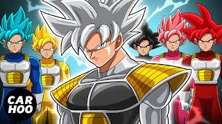 GOKU SAIYAN RANGERS 2 - THE ATTACK OF JIREN [ Dragon Ball Super Fan Animation ]