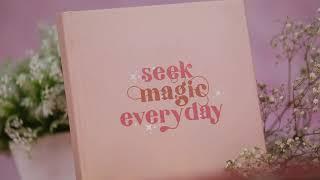 Handmade Diary Product Video