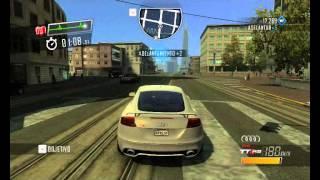 DRIVER SAN FRANCISCO AUDI TT RS GAMEPLAY
