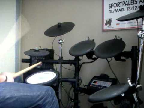 Troublemaker - Weezer (drum cover)