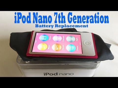 Ipod Nano Gen Battery Replace
