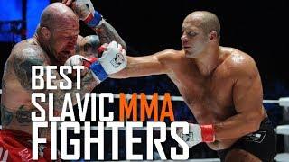 Best Slavic MMA Fighters