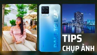 Tips chụp ảnh đẹp hơn với Realme 8 Pro