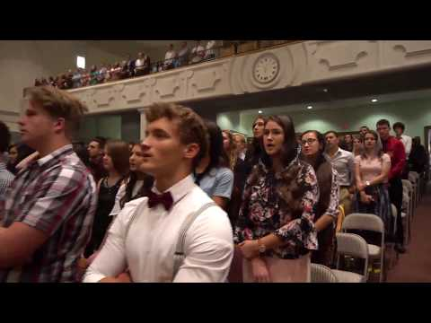 Emmanuel Church || Youth Conference 2017 || 09/02-AM