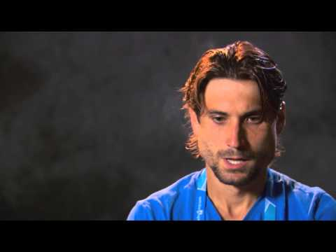 Interview with David Ferrer - 2014 Australian Open