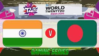 Video (GAMING SERIES) ICC T20 WORLD CUP 2016 – INDIA v BANGLADESH GROUP 2 MATCH 18 download MP3, 3GP, MP4, WEBM, AVI, FLV Oktober 2017