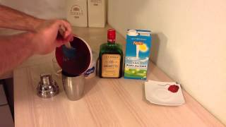 Faire Un Amaretto Alexander - Recette De Cocktail Au Chocolat