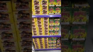 Phantom Fireworks Shopping and Poppin Trip 2021