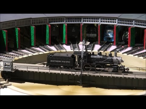 Review: Model Power's New Metal American 4-4-0 Steam Loco w/sound in N Scale!!