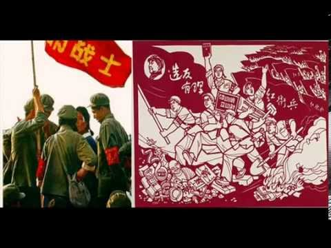 Cultural Revolution & the Youth Movement 'Red Guards'