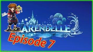 KINGDOM HEARTS 3 PS4 Episode 7 Arendelle Full Gameplay