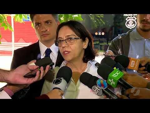 JSD (22/05/18) -  Secretária De Saúde Presta Depoimento Na Delegacia De Homicídios