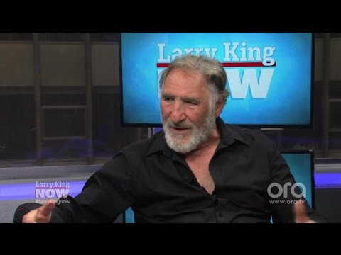 How Johnny Galecki convinced Judd Hirsch to guest on 'Big Bang Theory'   Larry King Now   Ora.TV