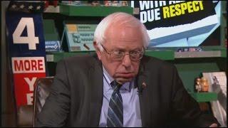 The Bernie Sanders Monster Mash-Up