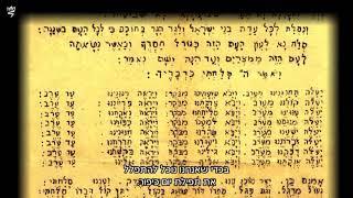"""הרב זיינדנפלד בעדותו על אמונה בתקופת השואה מתוך הסרט """"אל תביט לאחור"""" - סיפורו של הרב ישעיהו זיידנפלד"""