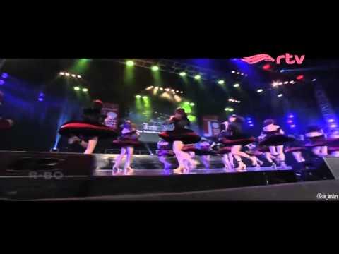 JKT48 - Simpati Gravitasi @ Konser JKT48