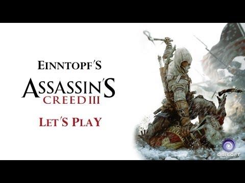 Assassin's Creed 3 Let's Play: Part 36 Aus dem Gefängnis fliehen für Dummies