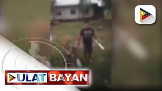 Video ilang minuto bago barilin ang mag-ina sa Paniqui, Tarlac, viral sa social media
