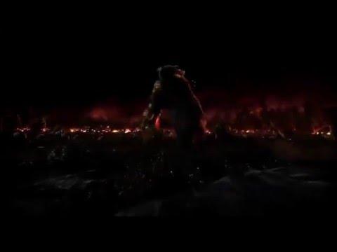The Jungle Book (2016) - Shere Khan vs Baloo