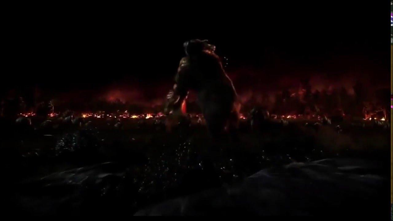 The Jungle Book (2016) - Shere Khan vs Baloo - YouTube