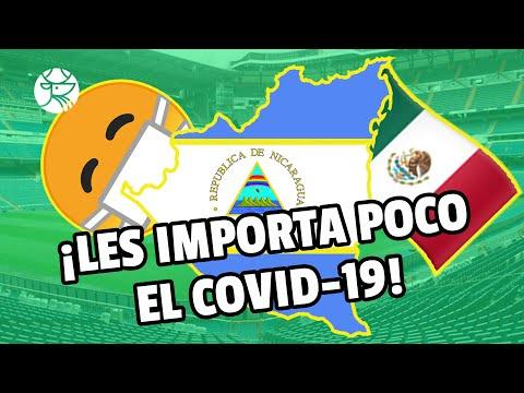 ¡DE NO CREERSE! | Liga de futbol en Nicaragua expone a mexicanos al COVID-19 | Los Pleyers