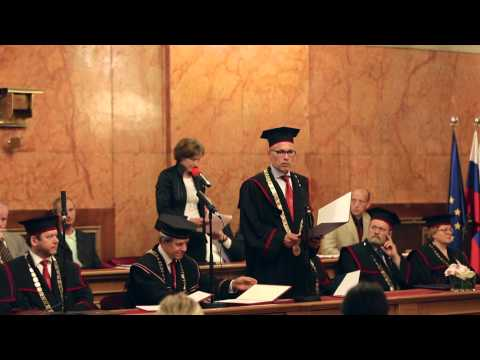 Desettisoči naziv doktor znanosti Univerze v Ljubljani