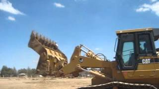 CAT Track Loader Training with Nick DePaoli