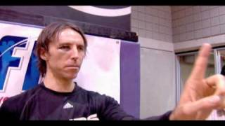 Jared Dudley and Goran Dragic Try To Replicate Steve Nash One-Eyed Shooting thumbnail