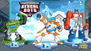 Transformers Rescue Bots: Disaster Dash Hero Run | Roll to the rescue! By Budge