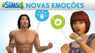 The Sims 4: Novas Emoções Trailer de Gameplay Oficial