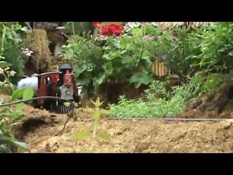 John's Train Adventure's Episode 19: Franklin Park Conservatory