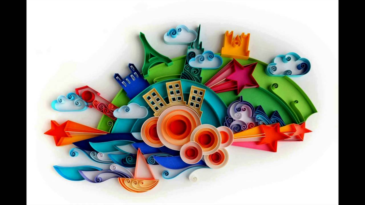 The Paper Art Of Yulia Brodskaya YouTube
