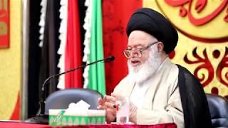 السيد عبدالله الغريفي - أيها الزوار الحذر الحذر من المخالفات الشرعية في الأماكن المقدسة