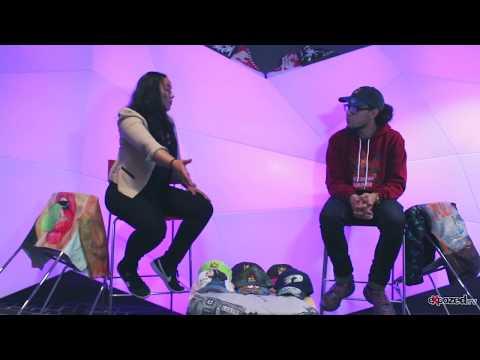 Katiria - London Customs talks about his struggles & successes on eXpozedTV